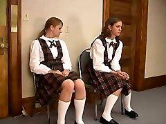 brief spanking wedgie clip