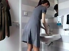 What Chicks Do In The Bathroom Compilation 3
