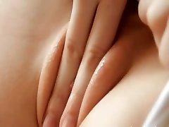 True beauty of her jummy pussy vagina