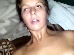 My Stunning Girl Having a Real Orgams