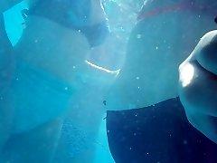 Big Blend Of Underwater Masturbating No.7
