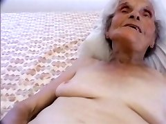 youthful guy pounding the oldest slut on the internet