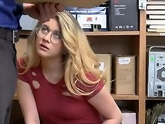 ShopLyfter - Hot Ash-blonde Gets Caught Stealing And Need To Pound The Officer