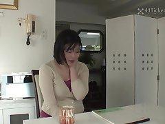 Rika Shibuki Amateur Japanese MILF (Uncensored JAV)