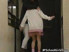 Extremely hot japanese schoolgirls part5