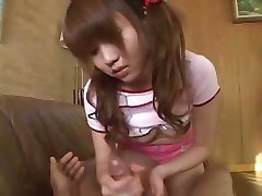 Chinese Sluts Play With Cock
