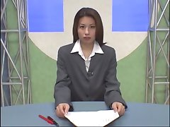 Japanese newsreader nude and sex