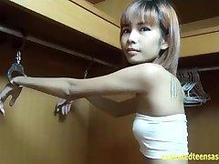 Exploitedteensasia Exclusive Scene Skinny Tiki Thai Amateur Teen Handcuffed