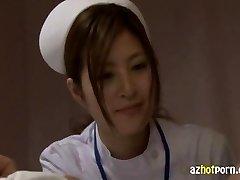 Beautiful Nurses Made Me Cum Every Night