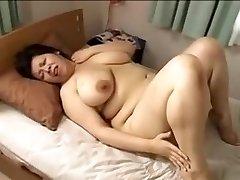 Japan big glamorous woman Mamma
