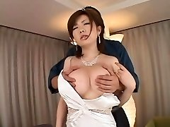 Rio Hamasaki fingered and screwed