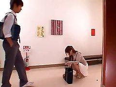 Akiho Yoshizawa in Marvelous Teacher Temptation