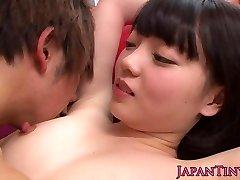 Nipplesucked nippon tiny beauty facialized
