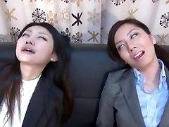 Japanese Ladies Hypnotized