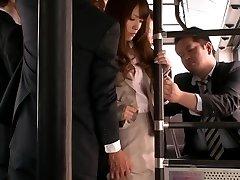 Kokomi Sakura in Targeted Office Woman part 1.1