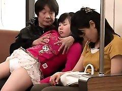 Japanese teenie having sex in public place