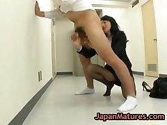Natsumi kitahara anilingus some dude part1