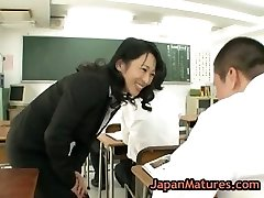 Natsumi kitahara asslicking some guy part3