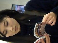 Asian upskirt video Two