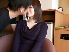Best Japanese bitch Nanako Mori in Mischievous Fingering, Big Tits JAV clip