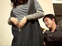 Preggo Japanese babes getting slammed