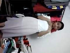DoubleDVD-asian girl being cute and bare