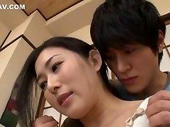 Amazing Japanese dame Mio Kitagawa in Best Fingering, Wife JAV scene