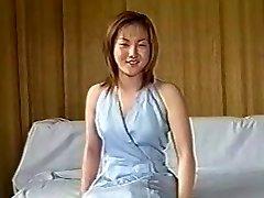 She is the finest! I'm not sure of his name. Akina Kyoko? Mariko kawana?