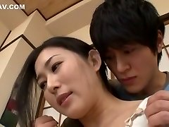 Amazing Japanese damsel Mio Kitagawa in Best Finger-banging, Wife JAV scene
