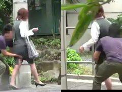Undressing Turning skirt