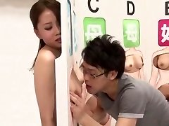 Fabulous Japanese slut in Crazy Fingering, Cunnilingus JAV movie