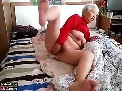 granny with fellow