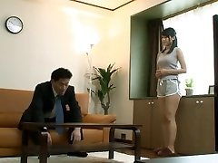 Jinguji Nao poked by stranger