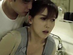 Lee Chae Dam - Mother's Job Hookup Scenes (Korean Flick)