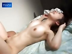 Secret movie with chinese escort