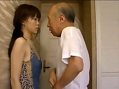 young nymph addicted to kissing older man