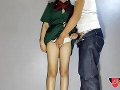 L3lackrose - School Thai Schoolgirl Sista Pulverize Internal Cumshot ชวuuักเรียuมาติวnuังสือnลังเลิกเรียu