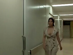 Incredible Asian chick Yuna Shiina in Amazing Nurse, Big Baps JAV scene