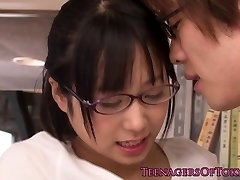 Virginal asian firsttimer bore fucking in glasses