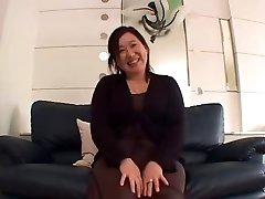 Chinese BBW Granny Internal Cumshot sanae arai 52years