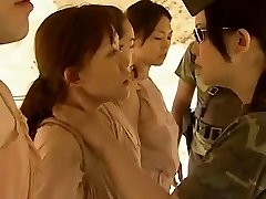 Asian Lesbians Kissing Super-steamy !!