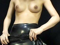 Chinese Spandex Dress 054