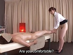 Subtitles Yui Hatano bottomless Asian massage