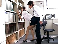 Getting Ultra-kinky In The Office