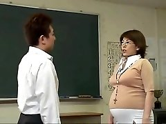 Knocked Up Japanese babes getting wedged