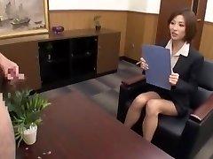 Amazing Japanese whore Akari Asahina in Finest CFNM, Pop-shots JAV video