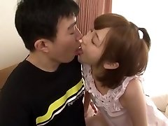 Killer Japanese model Mei Kago in Horny Puny Tits, Doggy Style JAV video