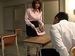 Yui Asahina - Fantastic Japanese Lecturer