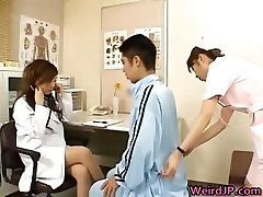 Super horny japanese babes in extraordinary part5