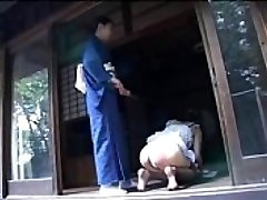 164 Potential Stepdaughter in Law gets Spanking Test